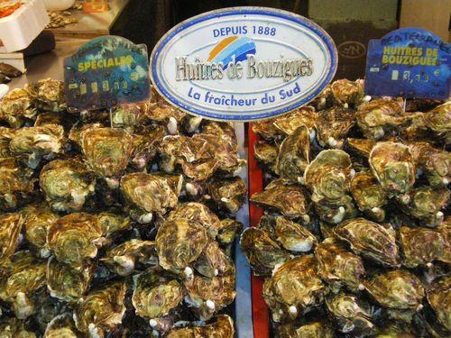 Bouzigues oysters- © Photothèque Hérault Tourisme - Mathilde Bavoillot