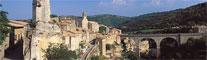Minerve - Hérault le Languedoc © Henri Comte