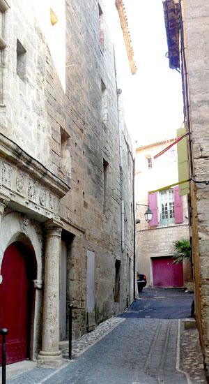 Pézenas - Hérault, le Languedoc © Photothèque Hérault Tourisme - S. Lucchese