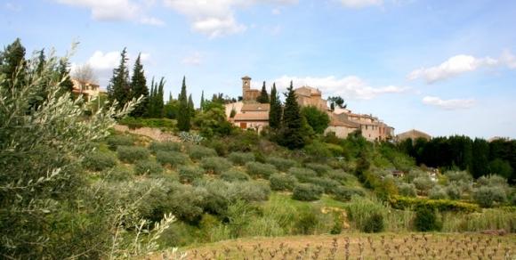 Montouliers - Hérault, le Languedoc © Hérault Tourisme