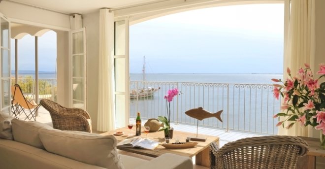 Residence Port Rive Gauche Marseillan - Hérault, le Languedoc © Garrigae Resorts